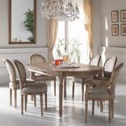 mesas comedor vintage colonial francés provenzal industrial ...