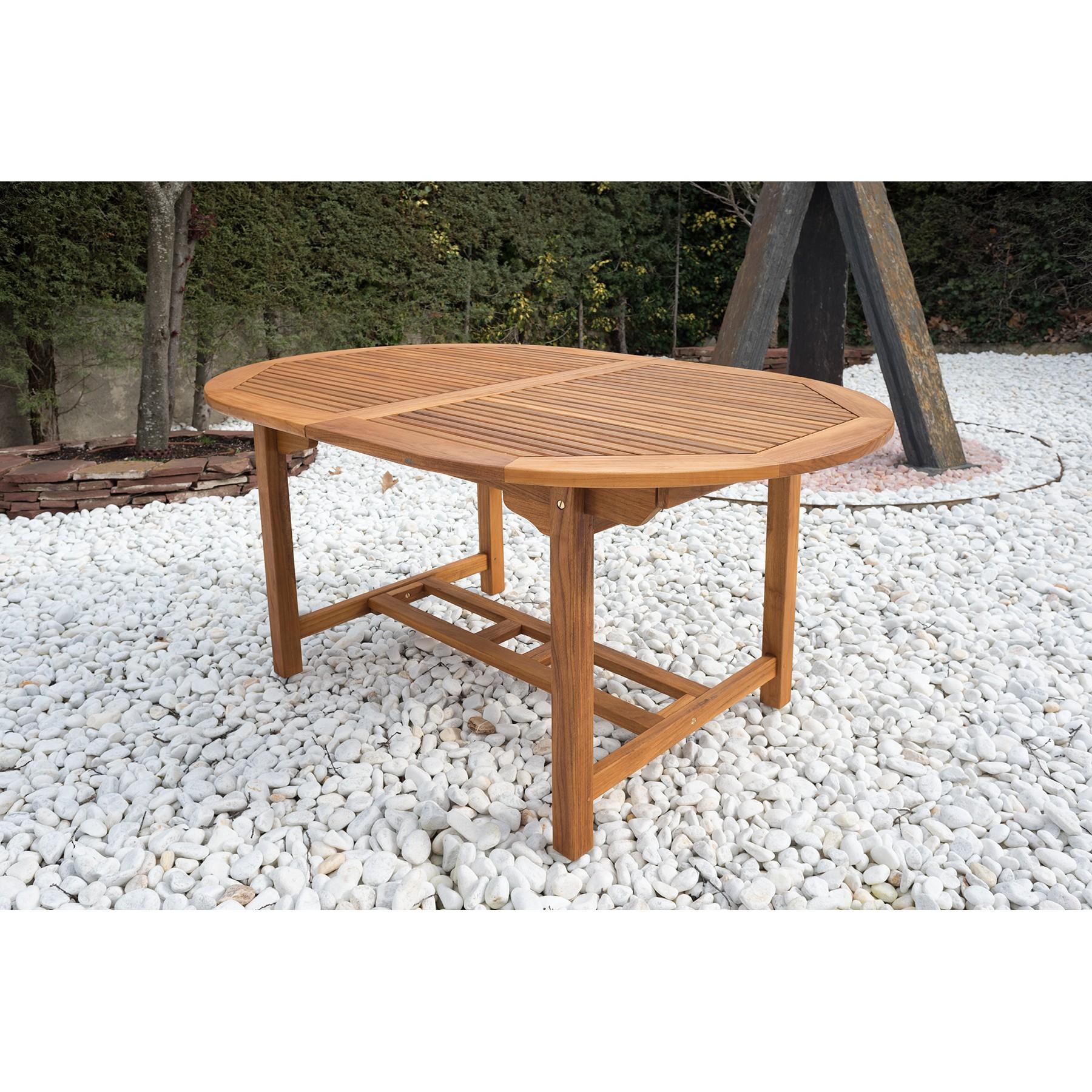 Mesa De Teca Para Exterior # Muebles Teka Jardin